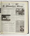 The Missouri Miner, December 01, 1999