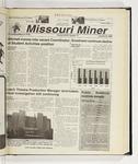 The Missouri Miner, January 20 2000