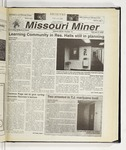 The Missouri Miner, February 09 2000