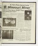 The Missouri Miner, March 22 2000