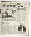 The Missouri Miner, April 12 2000
