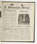 The Missouri Miner, April 26 2000