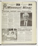 The Missouri Miner, August 30, 2000