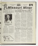 The Missouri Miner, October 04, 2000