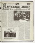 The Missouri Miner, October 18, 2000