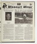 The Missouri Miner, October 25, 2000