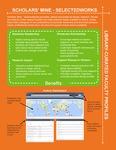 Scholars' Mine SelectedWorks Promotional Flyer Front Page