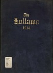 The Rollamo 1914 by The University of Missouri School of Mines and Metallurgy