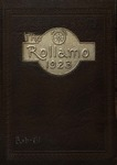The Rollamo 1923 by The University of Missouri School of Mines and Metallurgy