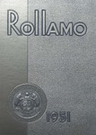 The Rollamo 1951 by The University of Missouri School of Mines and Metallurgy