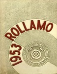 The Rollamo 1953 by The University of Missouri School of Mines and Metallurgy