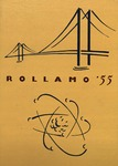 The Rollamo 1955 by The University of Missouri School of Mines and Metallurgy