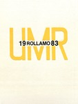 The Rollamo 1983 by University of Missouri - Rolla