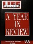The Rollamo 1988 by University of Missouri - Rolla