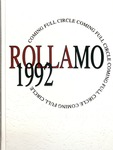 The Rollamo 1992 by University of Missouri - Rolla