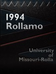 The Rollamo 1994 by University of Missouri - Rolla