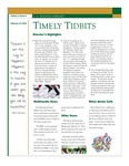 Timely Tidbits, Feb. 17, 2012 by Library and Learning Resources