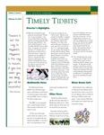 Timely Tidbits, Feb. 17, 2012