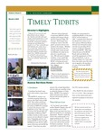 Timely Tidbits, Mar. 9, 2012 by Library and Learning Resources