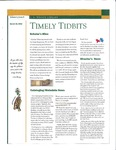 Timely Tidbits, Mar. 16, 2012 by Library and Learning Resources