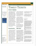 Timely Tidbits, Mar. 30, 2012