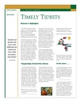 Timely Tidbits, Apr. 20, 2012