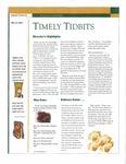 Timely Tidbits, May 11, 2012