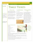 Timely Tidbits, Jul. 13, 2012
